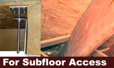 Fix Squeaky Floor Hardwood Floors Carpeted